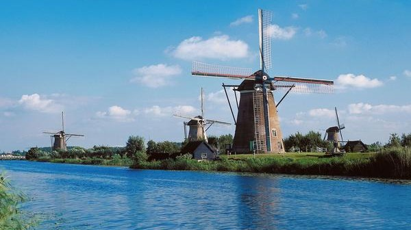 Holland's National Landmarks